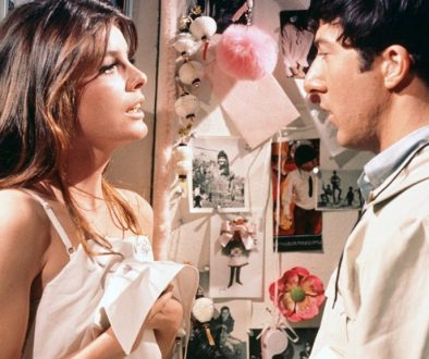 The Graduate: How the Framing, Editing and Filmic Style Dramatise the Story